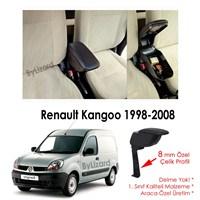 Bylizard Renault Kangoo 98-2008 Kol Dayama Kolçak Siyah