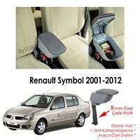 Bylizard Renault Symbol Kol Dayama Kolçak Gri