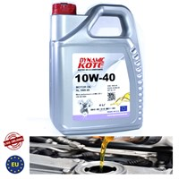 Dynamic Kote 10W-40 Motor Yağı 4 Litre (Benzin,Dizel)