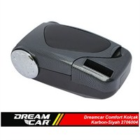 Dreamcar Comfort Kolçak Karbon-Siyah 2706004