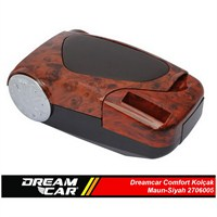 Dreamcar Comfort Kolçak Maun-Siyah 2706005