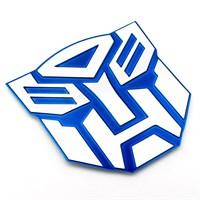 Solfera Reflektörlü Transformers Otomobil Etiketi Cs019