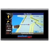 """Aselsan ASN 3030 4.3"""" Ekran Navigasyon Cihazı (Ömür Boyu Ücretsiz Harita Güncelleme)"""
