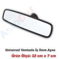 AutoCet Universal Vantuzlu iç ilave Aynası (51472)