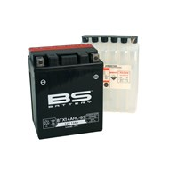 Bs-Battery Btx14ahl-Bs (Ytx14ahl-Bs) 12V 12Ah 210Cca Agm Bakımsız Motosiklet Aküsü