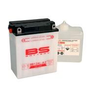 Bs-Battery Bb12al-A2 (Yb12al-A2) 12V 12Ah 165Cca Standart Tip Motosiklet Aküsü