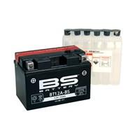 Bs-Battery Bt12a-Bs (Yt12a-Bs) 12V 10Ah 175Cca Agm Bakımsız Motosiklet Aküsü