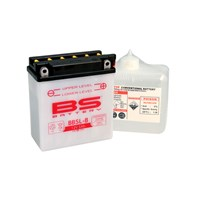 Bs-Battery Bb5l-B (Yb5l-B) 12V 5Ah 65Cca Standart Tip Motosiklet Aküsü