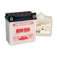 Bs-Battery Bb9-B (Yb9-B) 12V 9Ah 130Cca Standart Tip Motosiklet Aküsü