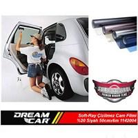 Dreamcar Soft-Ray Çizilmez Cam Filmi Siyah %20 50cmx6m 1142004