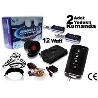 Automix Uzaktan Kumandalı Oto Alarm Sistemi 3937