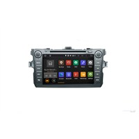 Soundmagus Toyota Corolla 2007-2012 Android Multimedya Sistemi