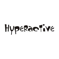 Sticker Masters Hiperaktif Sticker