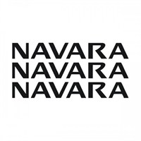 Sticker Masters Navara Sticker Set