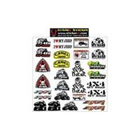 Sticker Masters Off Road Sticker Set