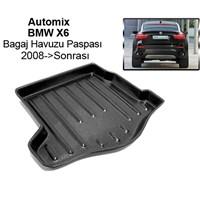 Automix BMW X 6 Suv Bagaj Havuzu Paspası 2008->Sonrası