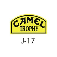 Sticker Masters Camel Trophy Sticker