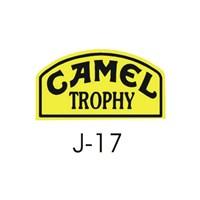 Sticker Masters Camel Trophy Sticker