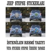 Sticker Masters Jeep Sticker 3