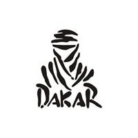 Sticker Masters Dakar Siyah Sticker