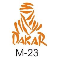 Sticker Masters Dakar Sticker
