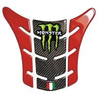 Sticker Masters Motosiklet Arka Kuyruk Sticker