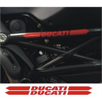 Sticker Masters Ducati Şase Sticker