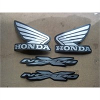 Sticker Masters Honda Nc700x Sticker Set