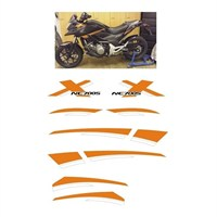 Sticker Masters Honda Nc 700 Sticker