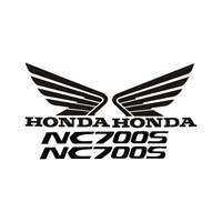 Sticker Masters Honda Nc 700 Sticker Set