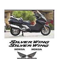 Sticker Masters Honda Silverwing Sticker Set
