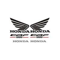 Sticker Masters Honda Cbf 1000 Sticker Set