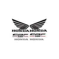 Sticker Masters Honda Cbf 500 Sticker Set