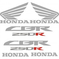 Sticker Masters Honda Cbr 250R Sticker Set