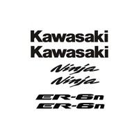 Sticker Masters Kawasaki Er-6N Sticker