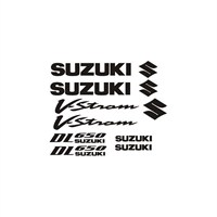 Sticker Masters Suzuki V-Strom Dl 650 Sticker Set
