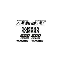 Sticker Masters Yamaha Xt600 Sticker Set