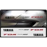 Sticker Masters Yamaha Tdm 900 Sticker Set