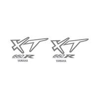Sticker Masters Yamaha Xt 660 Sticker Set