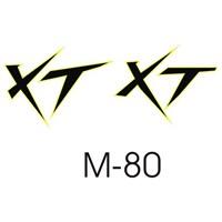 Sticker Masters Yamaha Xt Depo Üstü Set Sticker