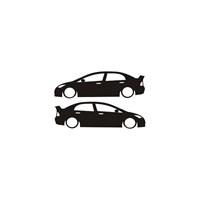 Sticker Masters Honda Civic Basık Araç Sticker