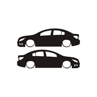 Sticker Masters Chevrolet Cruze Basık Araç Sticker