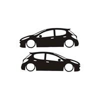 Sticker Masters Peugeot 207 Sticker