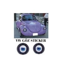 Sticker Masters Vw Göz Sticker
