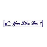 Sticker Masters You Like This Sticker