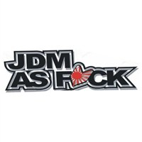 Sticker Masters Jdm As Fuck Sticker