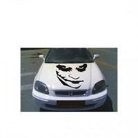Sticker Masters Joker Ön Kaput Sticker