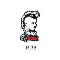 Sticker Masters Punk Rocker Sticker