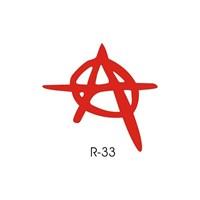 Sticker Masters Anarchy Sticker