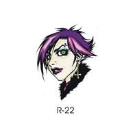Sticker Masters Punk Girl Sticker